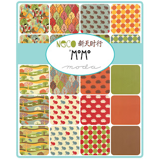 Moda NECO Fabric by Momo for Moda Fabrics