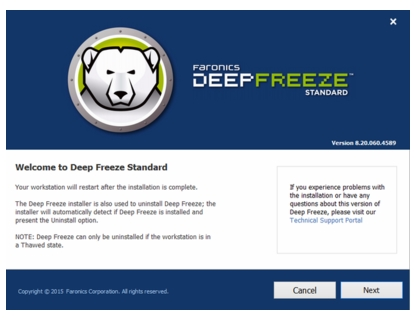 Faronics Deep Freeze Standard v8.23.060.4617