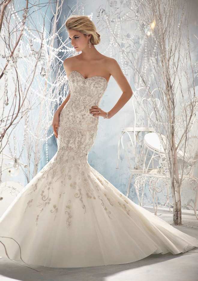 Mori lee by madeline gardner fall 2013 bridal collection for Mori lee wedding dresses