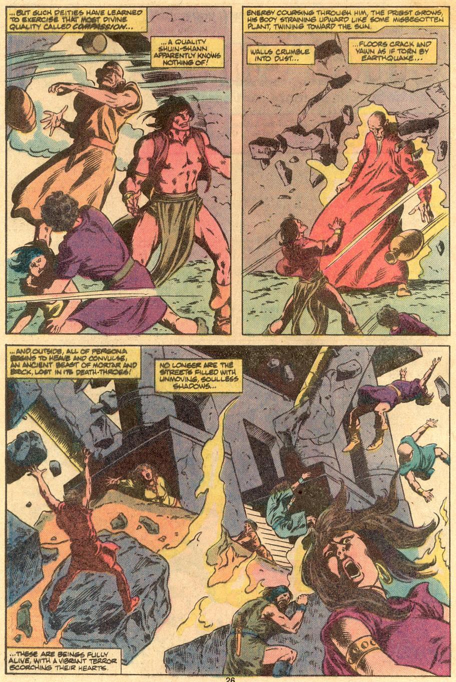 Conan the Barbarian (1970) Issue #122 #134 - English 20