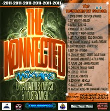THE KONNECTED/DROP PRESENTS:  THE KONNECTED SHOWCASE MIXTAPE