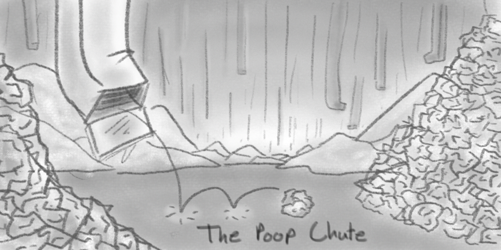 The Poop Chute