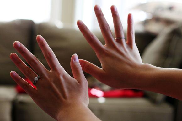 Letu0027s Talk Rings And Fingers.