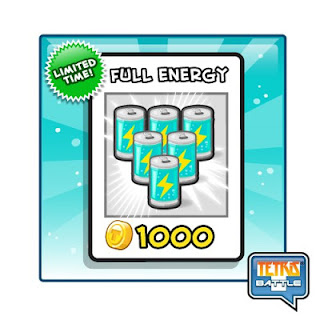 Tetris Battle Cheat Energy