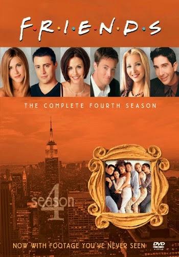 مشاهدة مسلسل الامريكي الكوميدي Friends مترجم الموسم الرابع 4 اون لاين