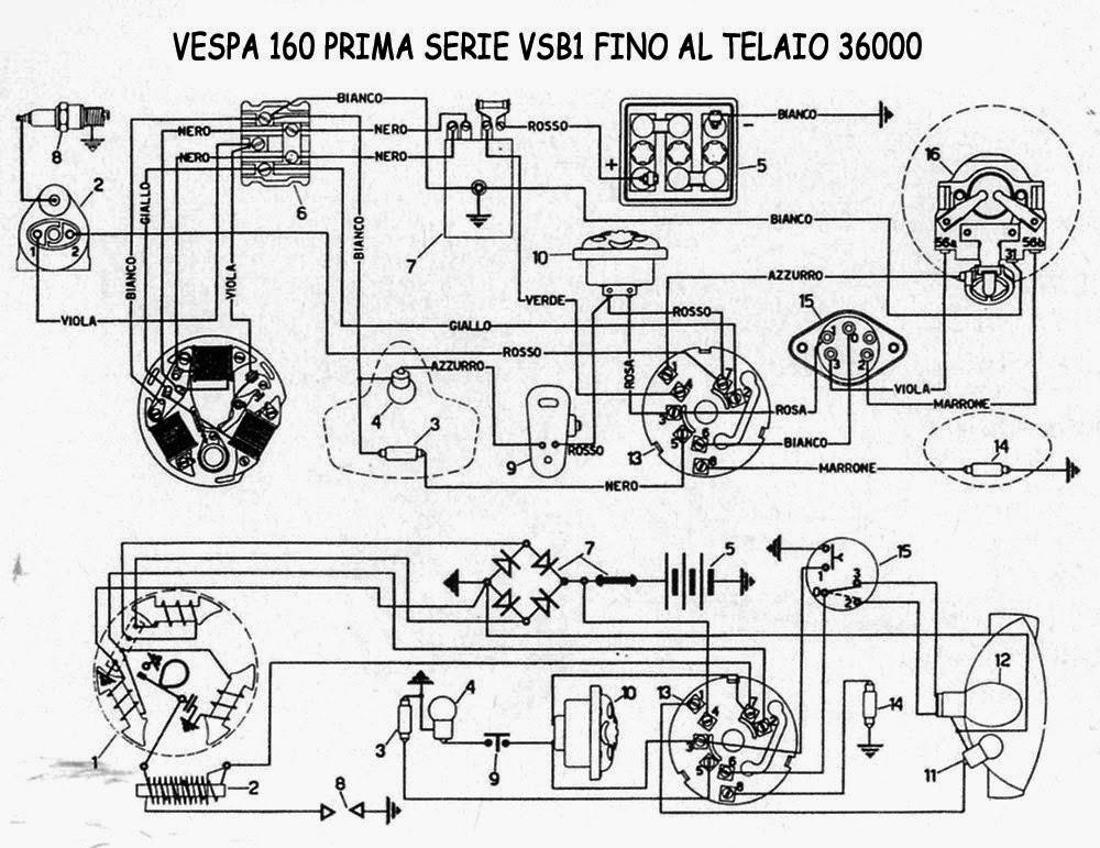 Schema Elettrico Ktm Exc : Schema elettrico ktm gs revisione impianto luke