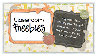 60 freebies in 24 hours on Classroom Freebies