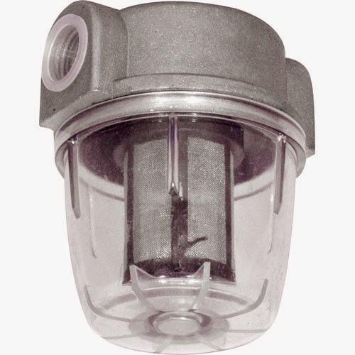 ¿Como limpiar el Filtro una Caldera de Gasoil ?