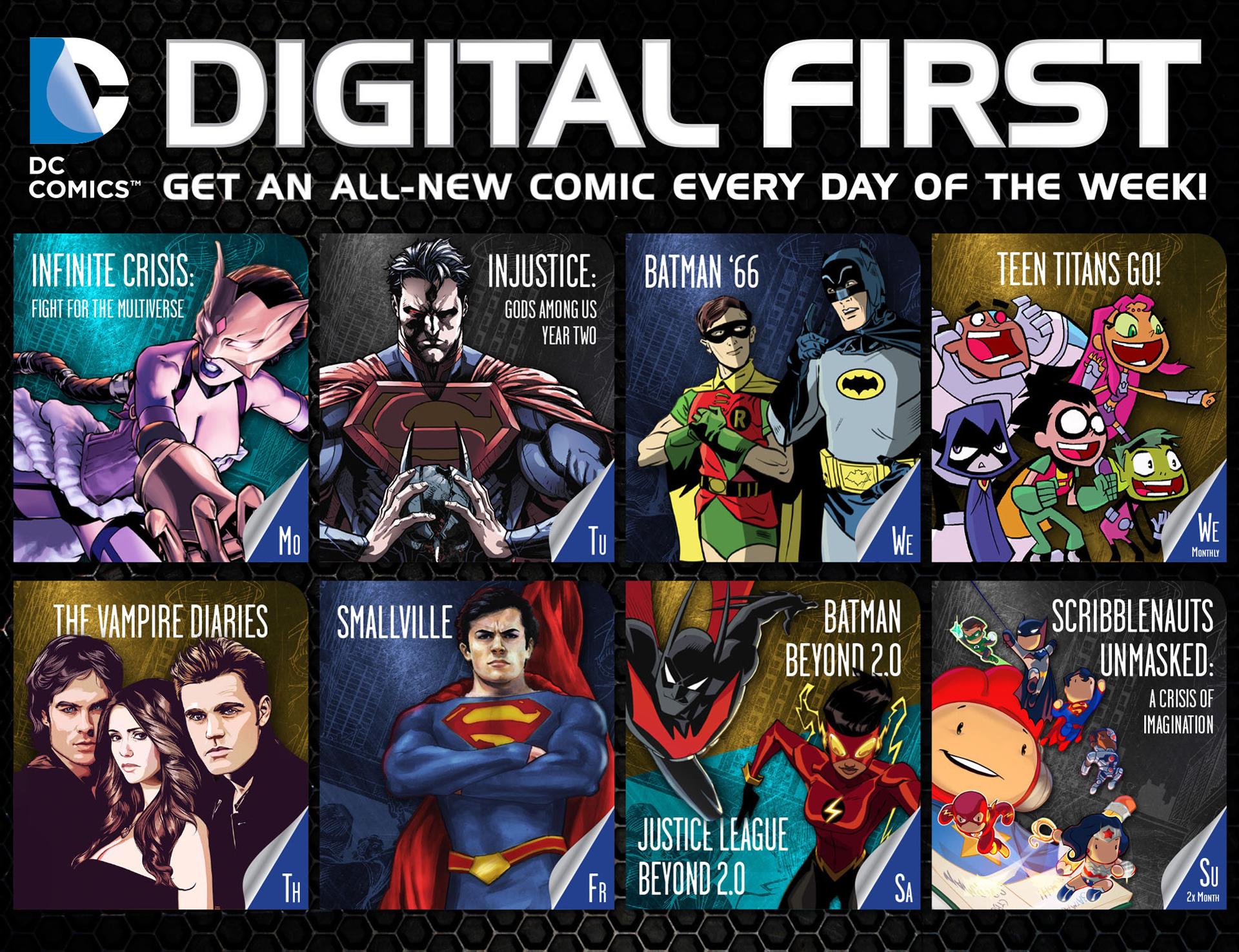 Batman Beyond 2.0 Issue #22 #22 - English 23