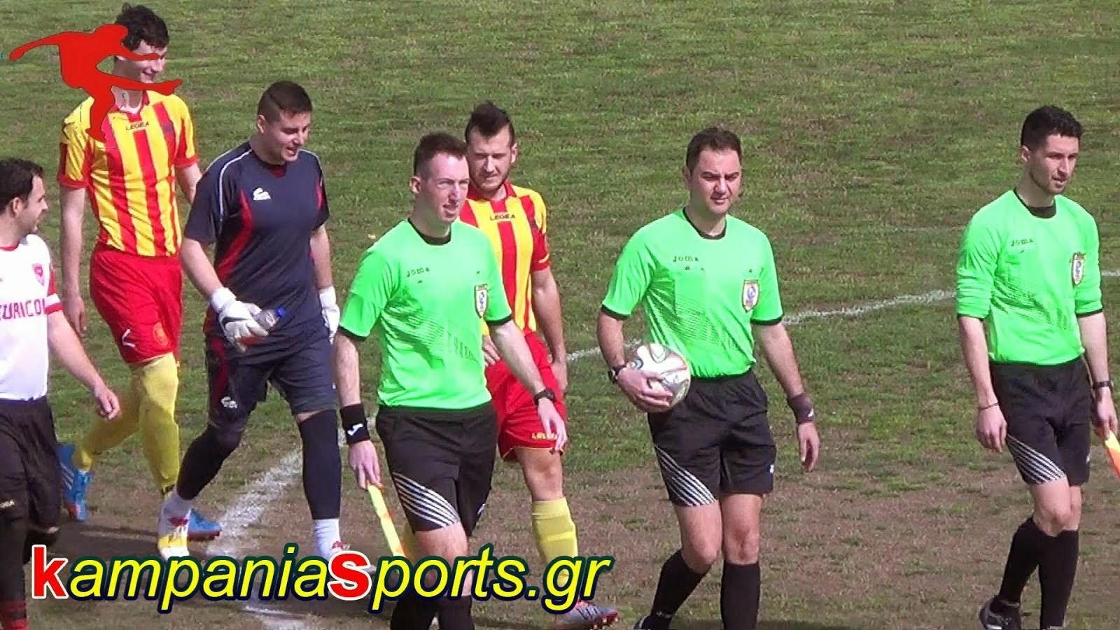 Καμπανιακός-Καστοριά 3-0