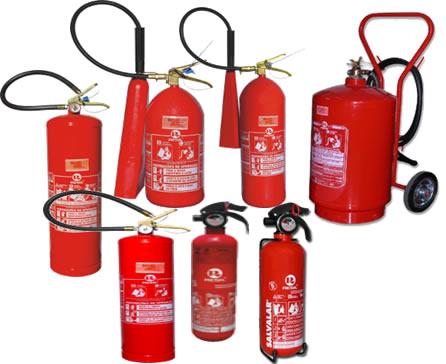 Rota Extintores tem Toda Linha em Extintores