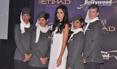 Katrina Kaif at Ethihad Next Stop Bollywood Dance Competetion pics