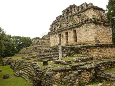 Zona arqueológica de Yachilan