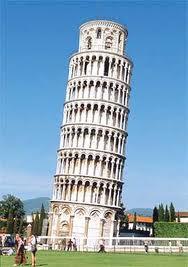 Sejarah Berdirinya Bangunan Menara Pisa