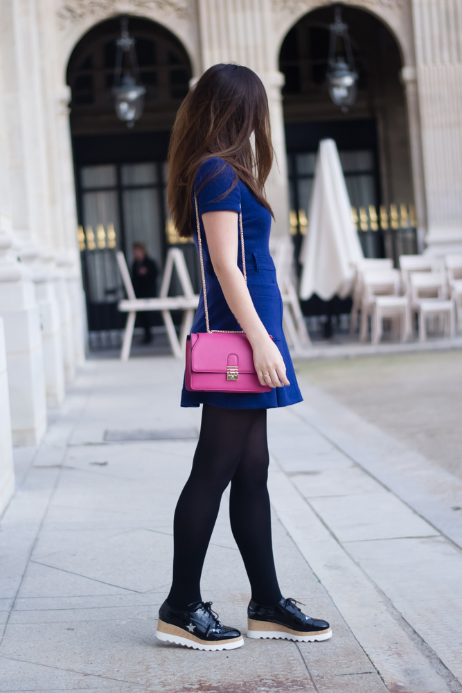 Meet me in paree, Look, Fashion, Manoush, Blogger, Paris