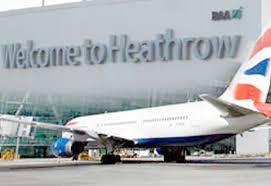 Heathrow airport faces flight delays, cancellations over heavy snowfall