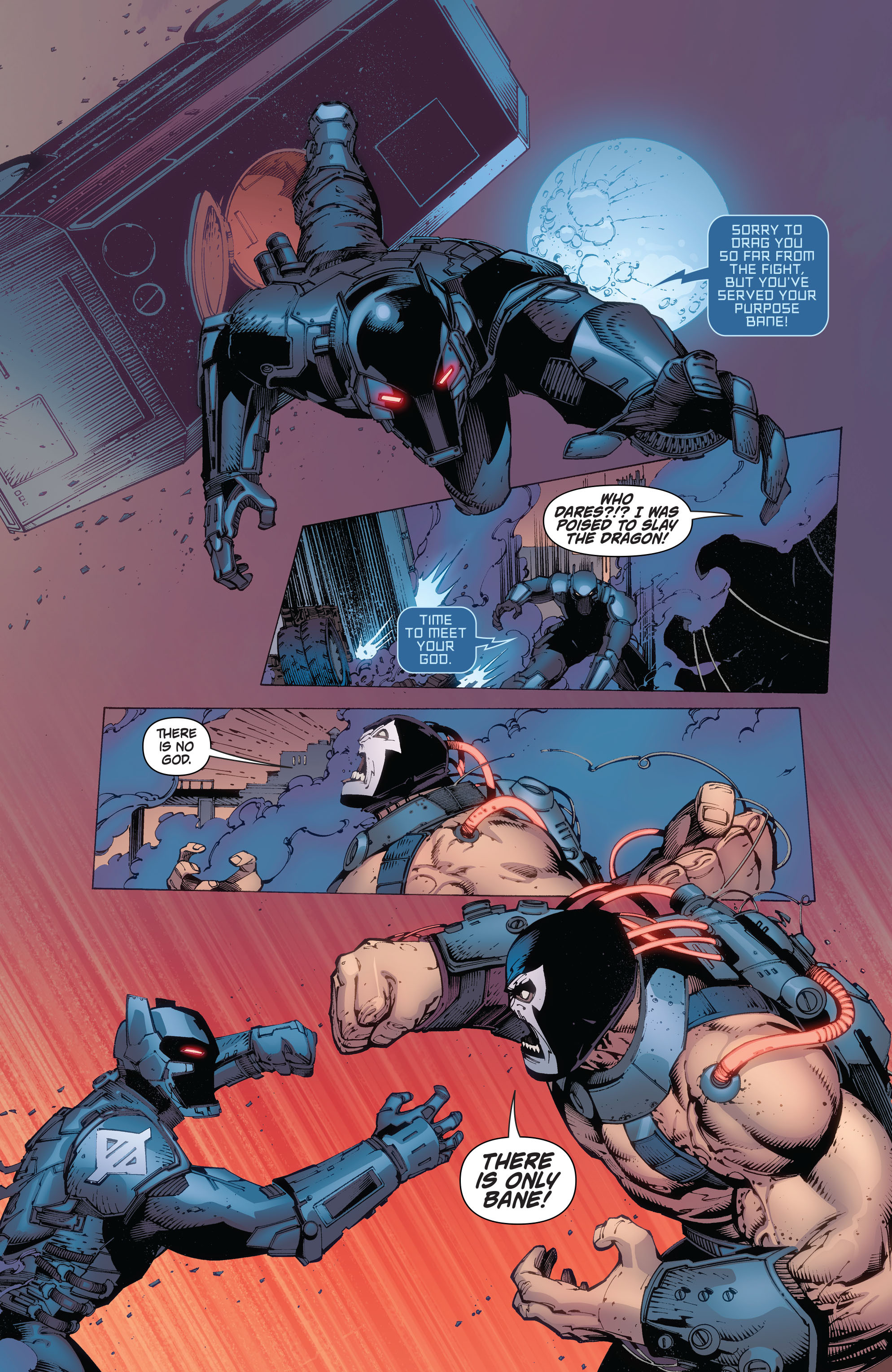 Batman: Arkham Knight [II] Issue #12 #15 - English 22
