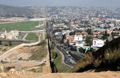 Fronteira do México com EUA