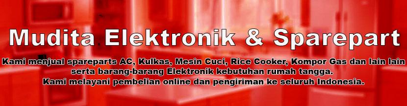Mudita Elektronik & Sparepart