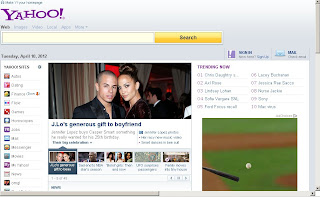 photo of home page of yahoo , beautiful wallpaper of yahoo homepage.