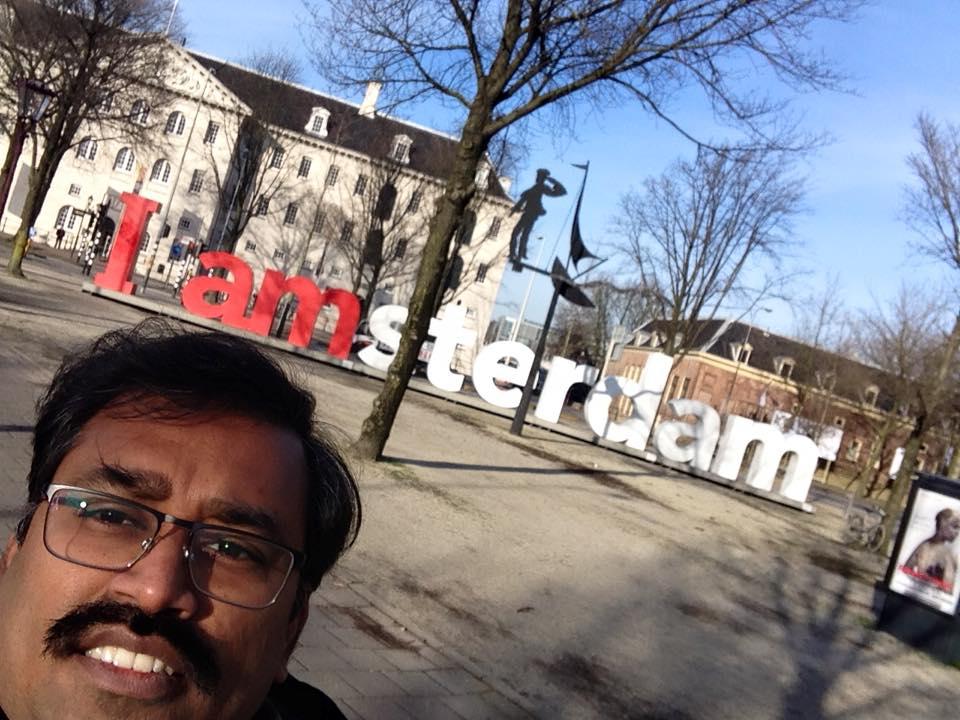 I love Amsterdam
