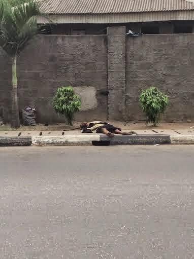 dead body unilag
