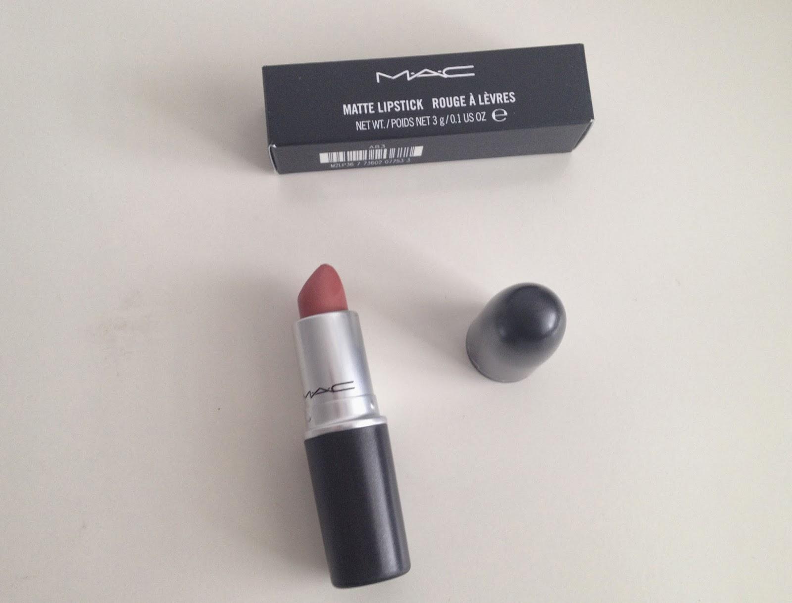 MAC Kinda Sexy Lipstick
