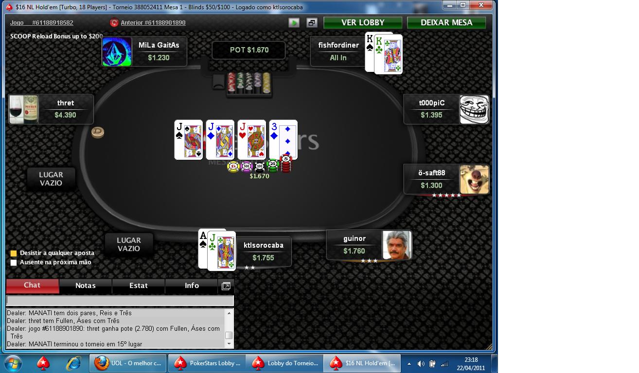 Jjjj poker