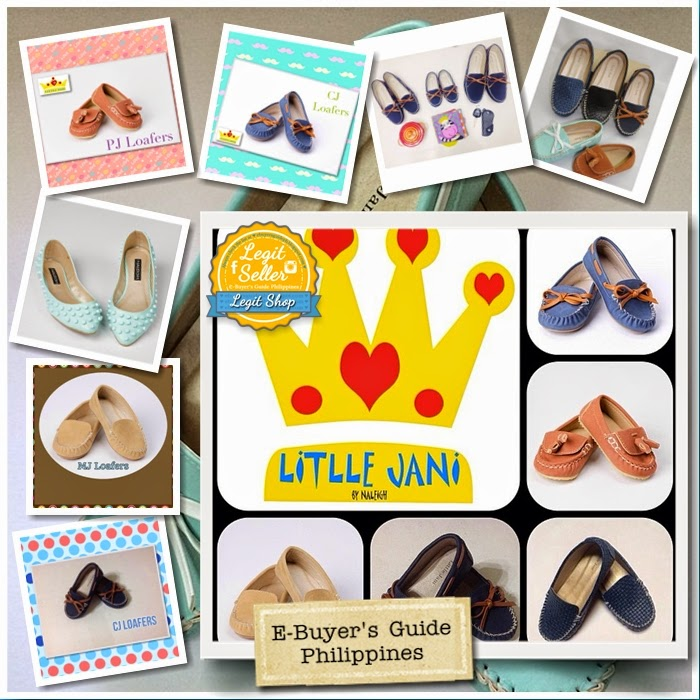Little Jani Shop Profile Montage