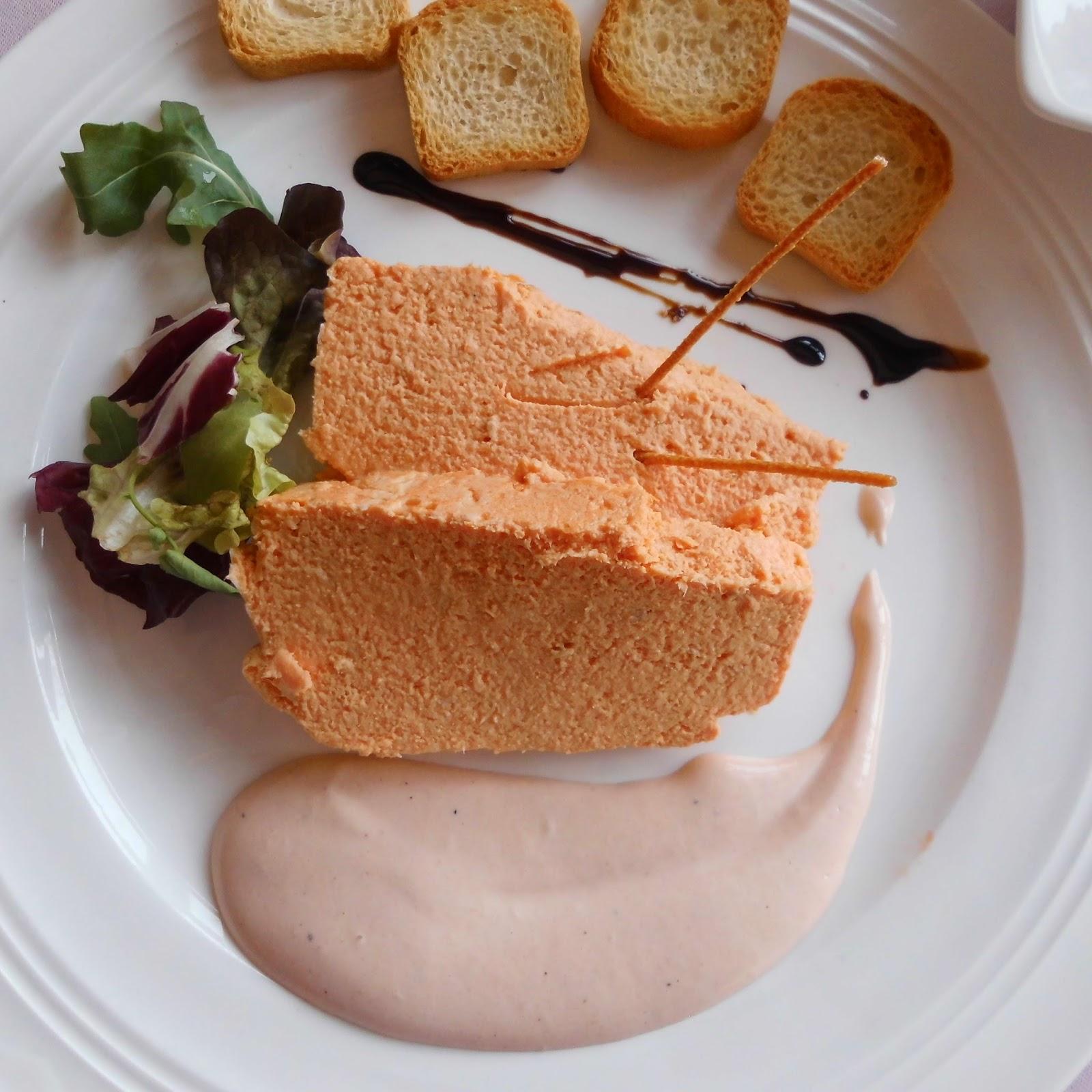 pastel de cabracho y langostinos alba hogar