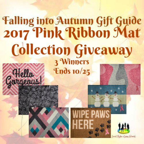 Pink Ribbon Mat Collection