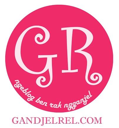 Blogger Gandjel Rel