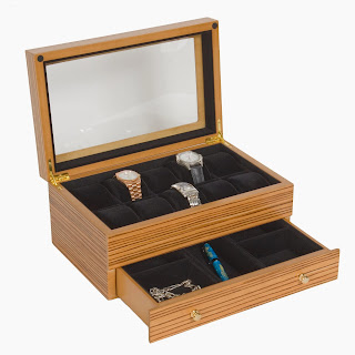 10 Unit Watch Case