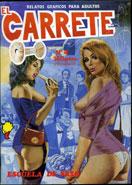 revista de relatos gráficos para adultos El Carrete: cuarta entrega, Escuela de sexo