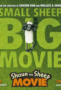 Cừu Quê Ra Phố - Shaun The Sheep