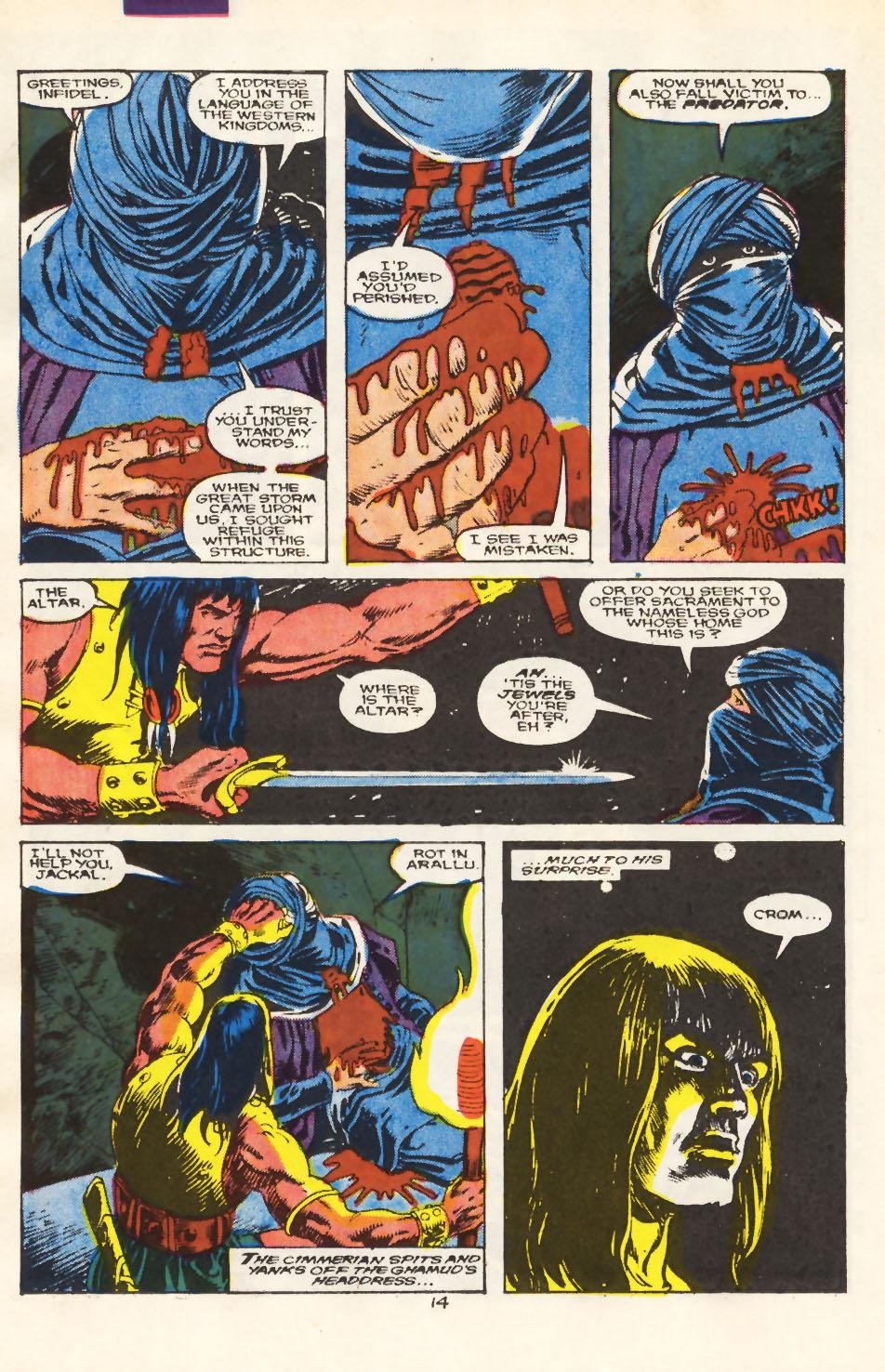 Conan the Barbarian (1970) Issue #212 #224 - English 10