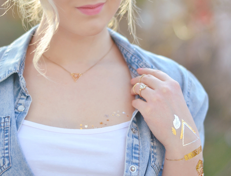 Flash_Tattoos_Metallic_Tattoos_Outfits_kombinieren_Lookbooks