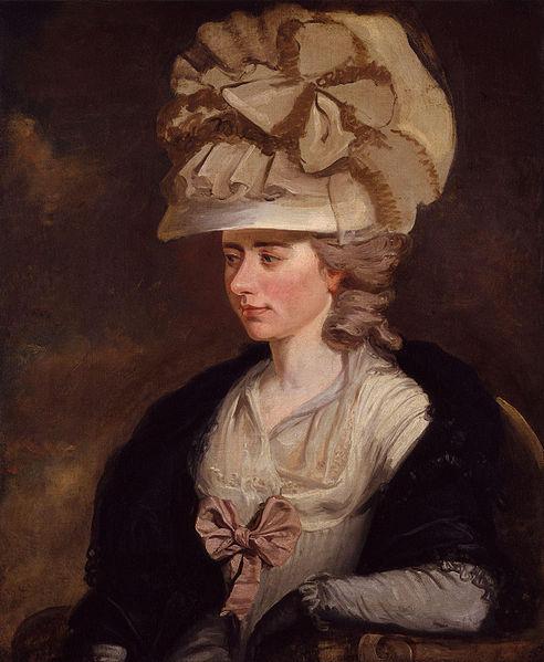 Fanny Burney she