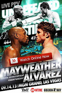 Watch Mayweather vs Alvarez Live Streaming Boxing