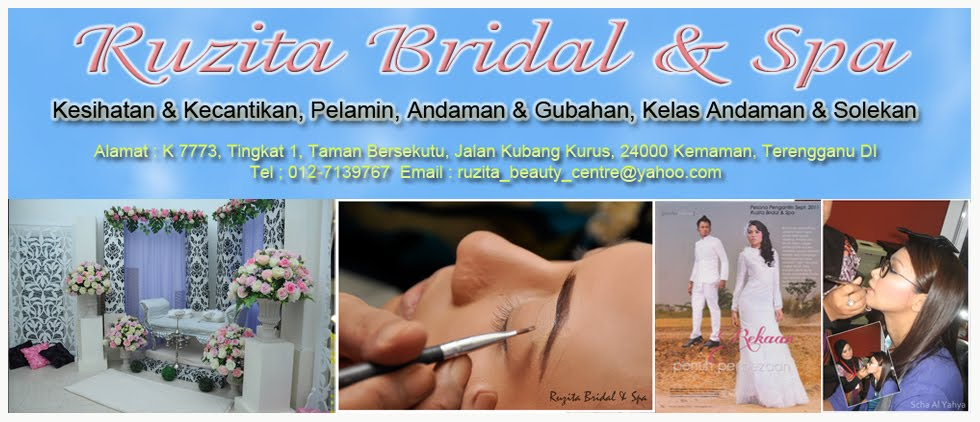 Ruzita Bridal & Spa