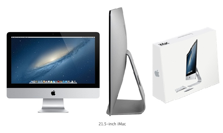 New Apple iMac 21.5 inch, Latest Apple iMac 21.5 inch
