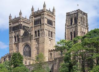 El arte gótico. Catedral de Durham. Catedral de Burgos. Catedrales góticas