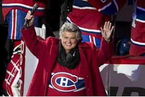 Ginette..et les Canadiens de Montréal.