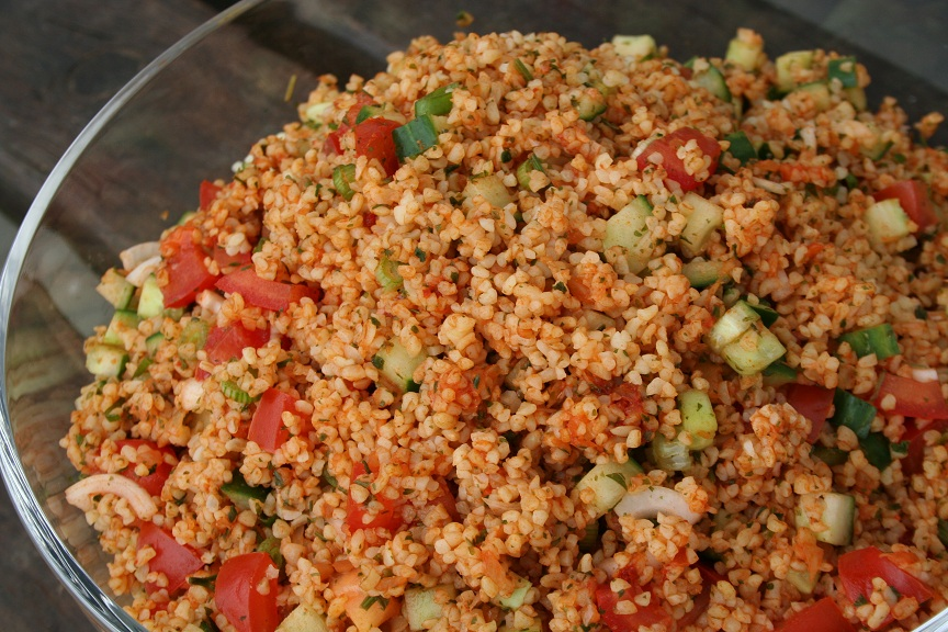 Tabouleh Recipes — Dishmaps