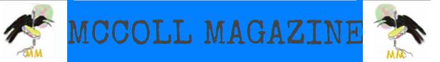 McColl Magazine Online