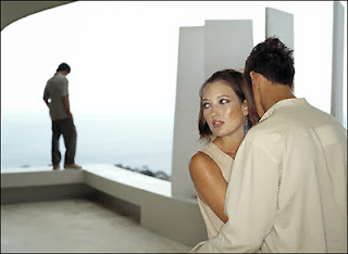 Cerita Dewasa Terbaru - Orang Kucintai Bukan Suamiku