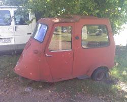triciclo lambretta 1962