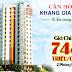 Lịch thanh toán căn hộ Khang Gia Quận 8