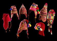 CHULLOS DEL PERU
