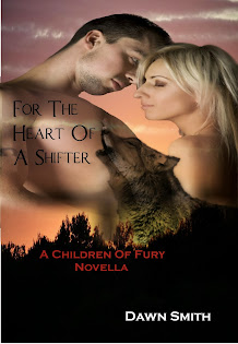 For The Heart Of A Shifter